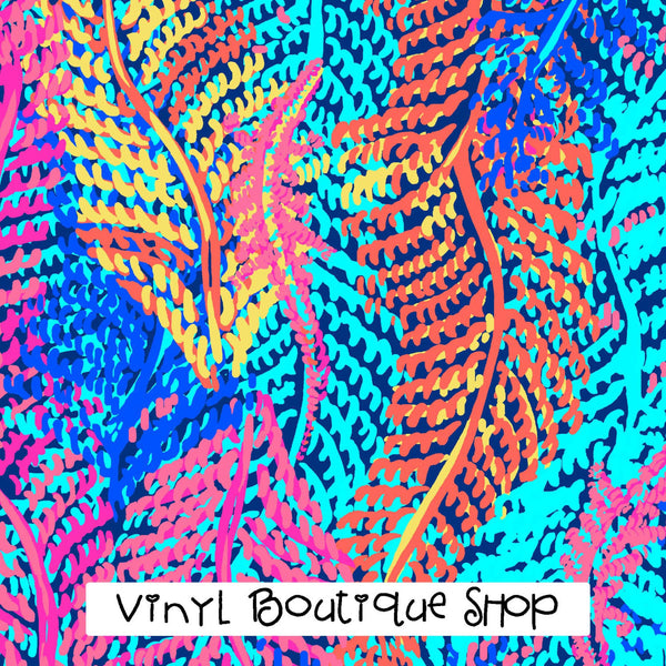 Electric Feel Lilly Inspired Vinyl - Vinyl Boutique Shop