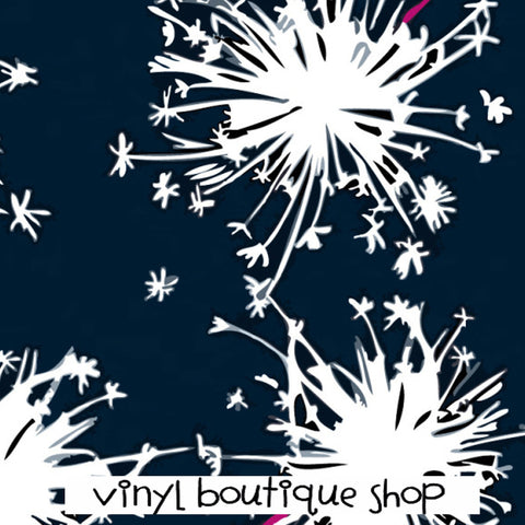 4Th Of July Prints Lilly Inspired Printed Patterned Craft Vinyl - Vinyl Boutique Shop