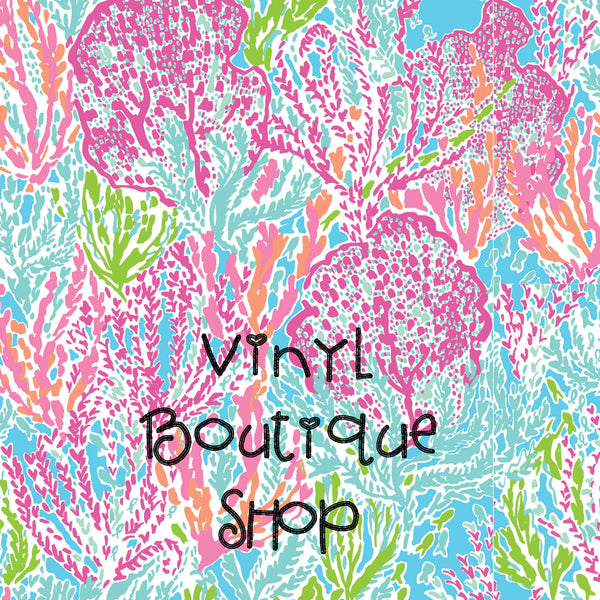 Let'S Cha Cha Lilly Inspired Vinyl - Vinyl Boutique Shop