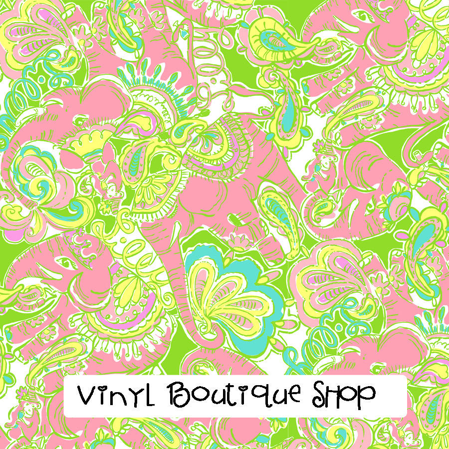 Chin Chin Lilly Inspired Vinyl - Vinyl Boutique Shop