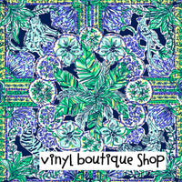 Escape Artist Lilly Inspired Vinyl - Vinyl Boutique Shop