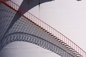 Tanker - Staircase
