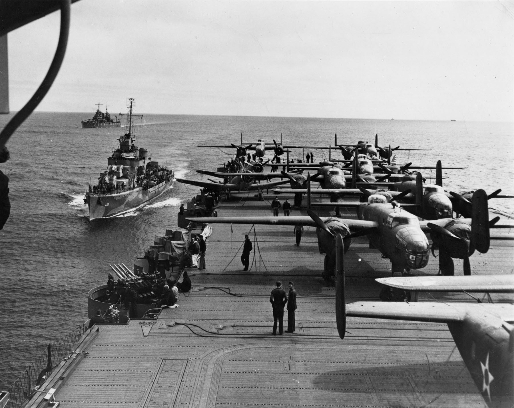 Honoring Doolittle Raid 75th Anniversary