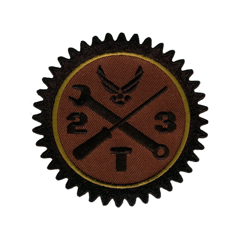 2T3 Morale Patch OCP 3.5""