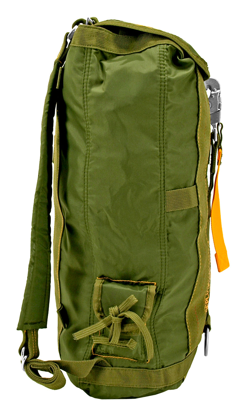 Classic Parachute Backpack - Olive Green