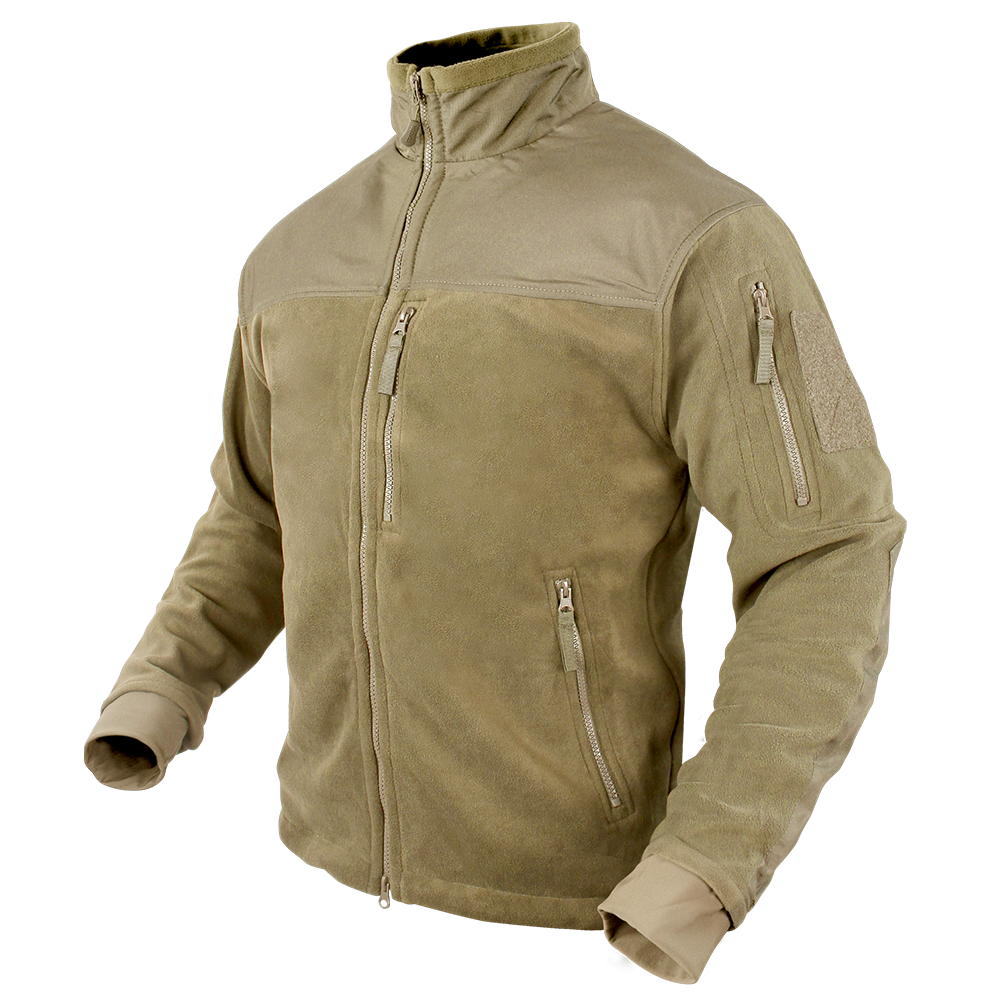 FLEECE JACKET, Bunker 27