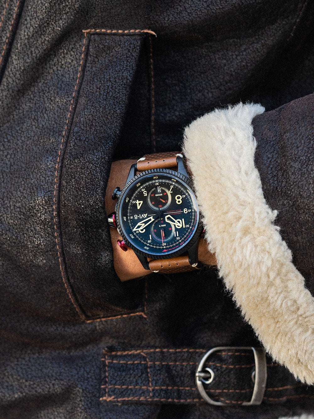 Hawker Hunter - Duke Chronograph Edition (Tangmere)