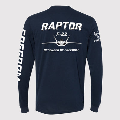 F-22 Raptor Long Sleeve