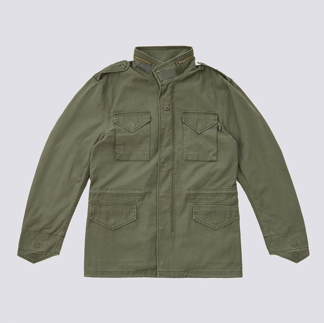 M-65 DEFENDER FIELD COAT, Bunker 27