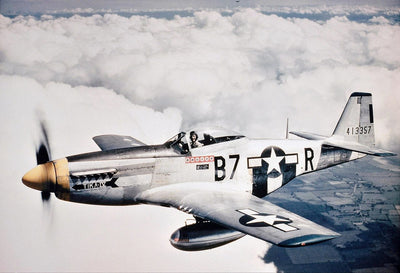 P-51 Mustang - Warbirds of the Skies, Bunker 27