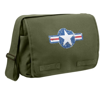 Air Corps Messenger Bag
