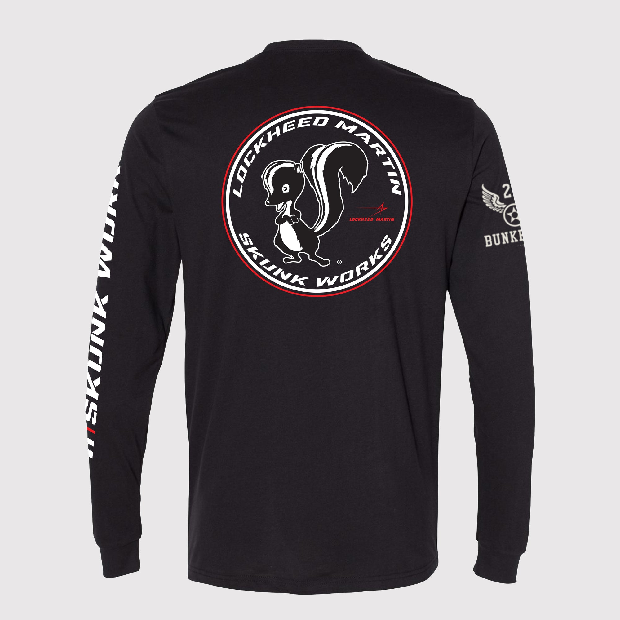 Skunk Works® Long Sleeve Officially Licensed