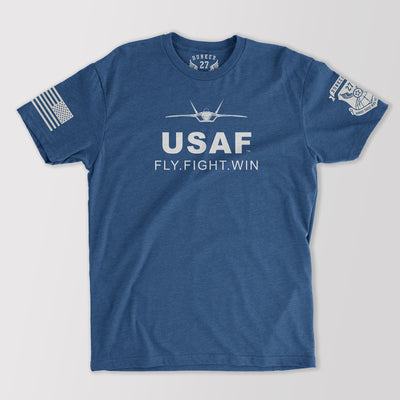 Air Force T-Shirts, USAF Bunker 27