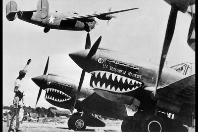 Flying Tigers AVG 1941, Bunker 27