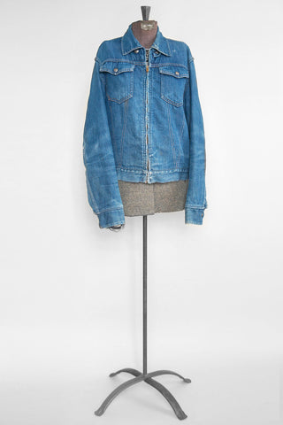 "Vintage ""Wild Breed"" Denim Top"