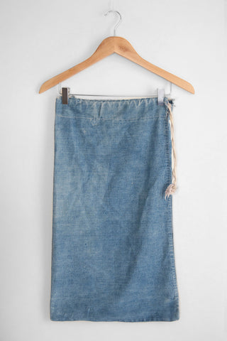 WWII Denim Barracks Bag