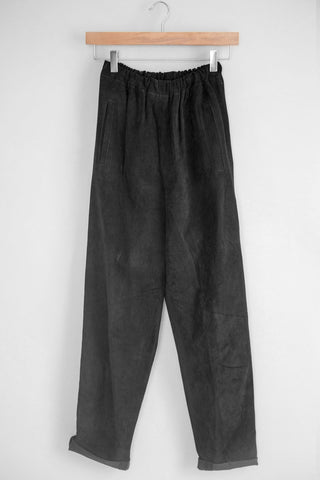 French Indigo Work Pants