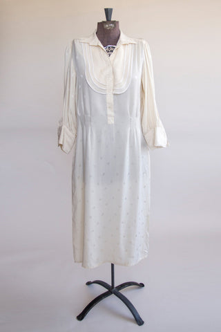 Collared Pioneer Dress