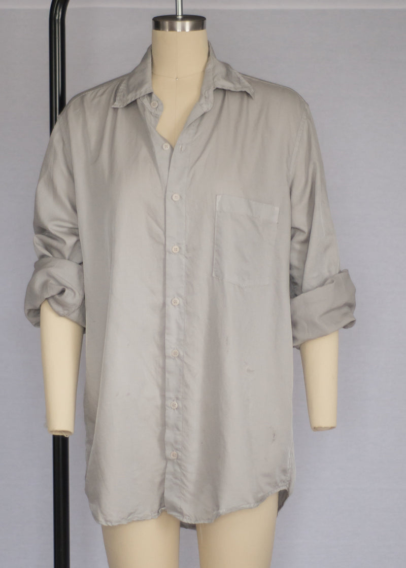 CP Shades grey button up