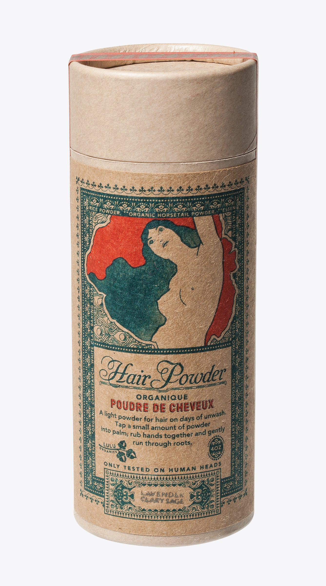 LULU ORGANICS | Hair Powder 4oz - 2 Scents