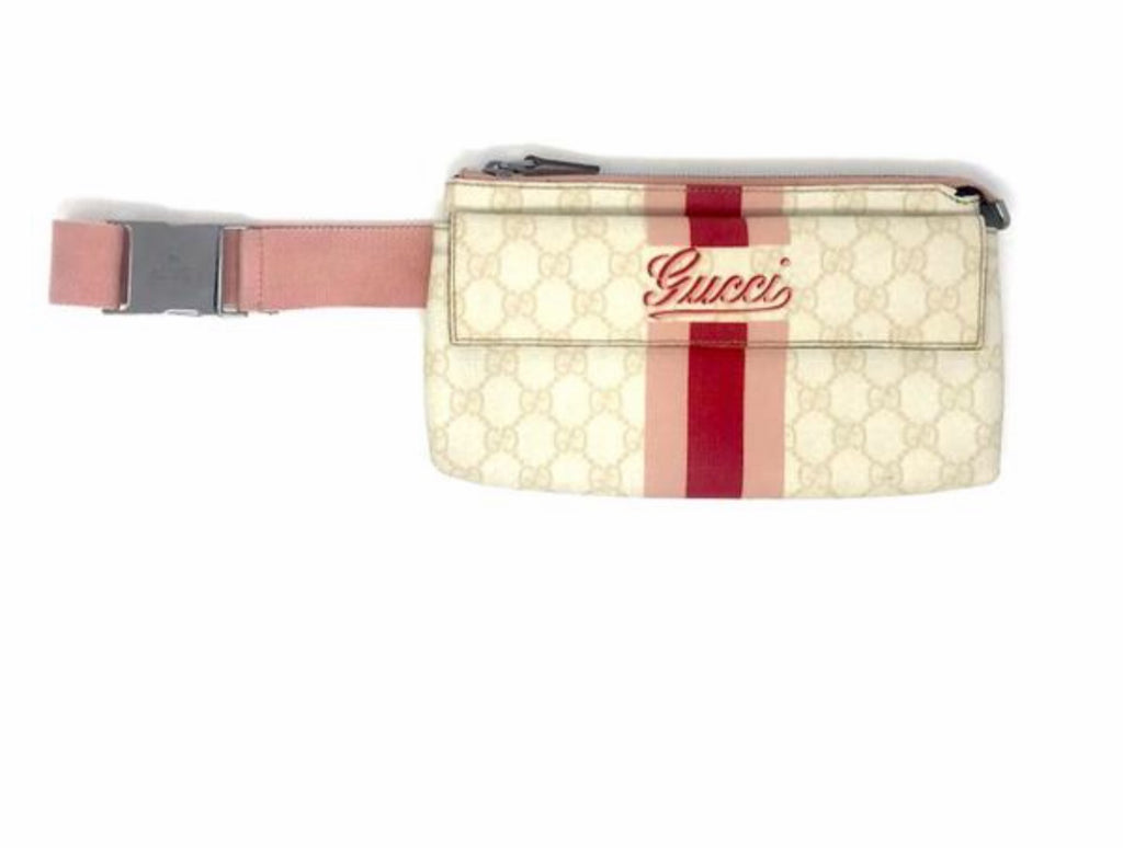 Pink Gucci Fanny-Pack