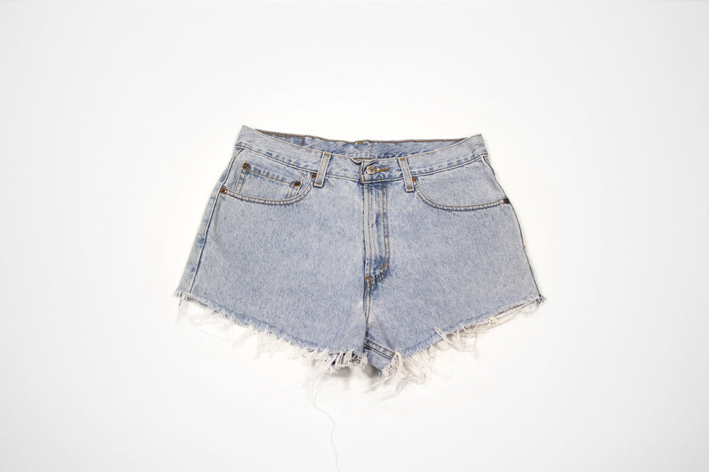 Vintage Denim Cut Offs