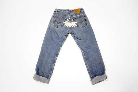 Feather & Logo Vintage Levi's