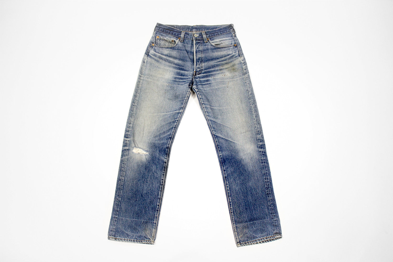 Feather Bottom Vintage Levi's