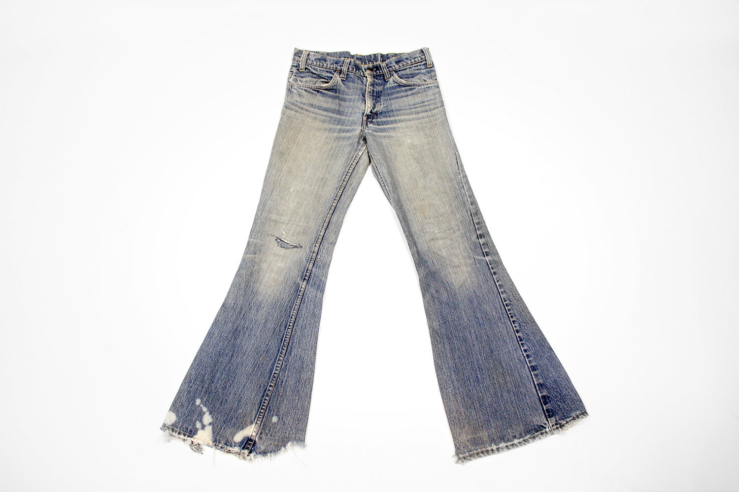 'Blue Jean Baby' Wordplay Penny Lane Bell Bottoms