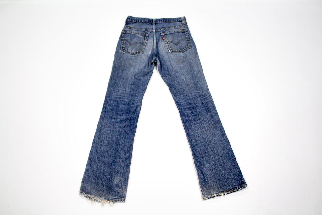Vintage Levi Denim Jeans for Women