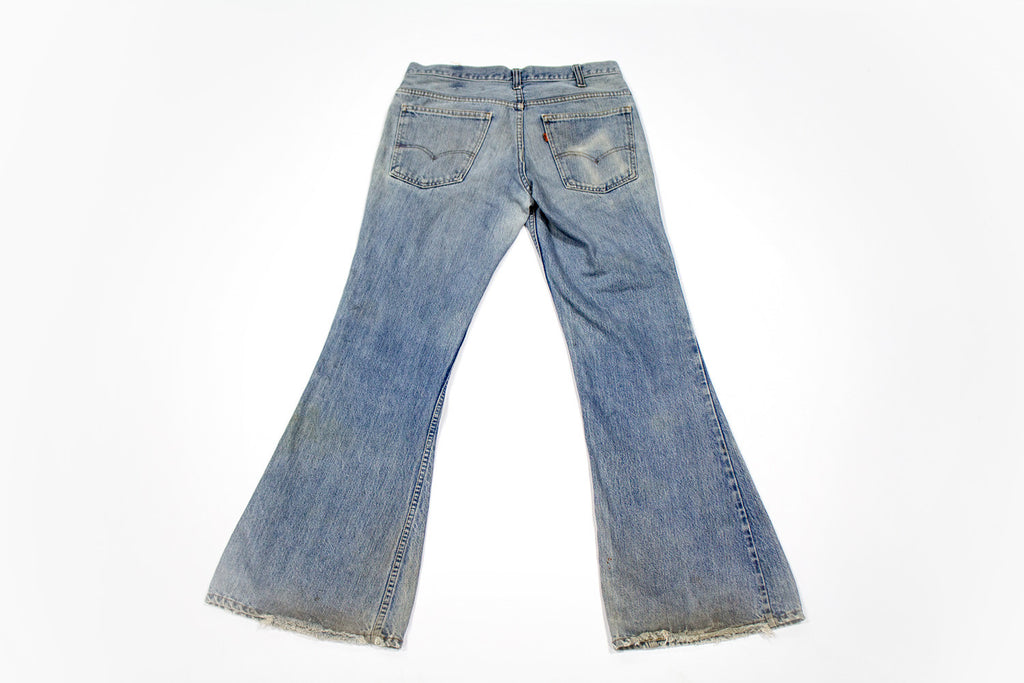 Women's Vintage Jeans Over Time Vintage Flares