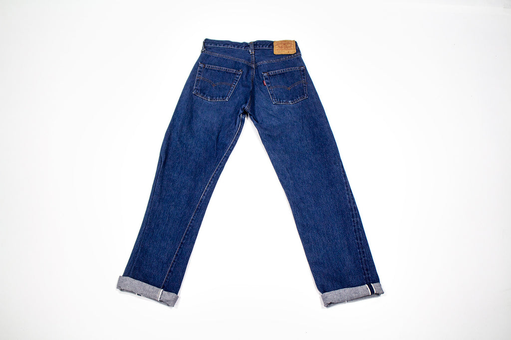 "The Monroe Selvedge Denim 28"" x 34"""