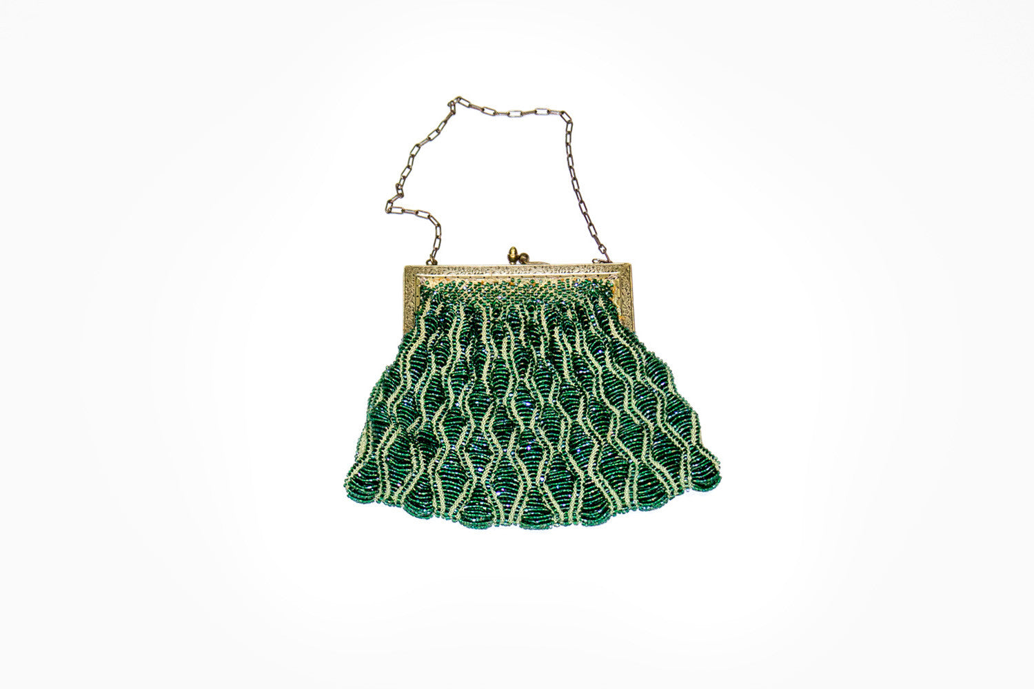 1930s Beaded Evening Bag