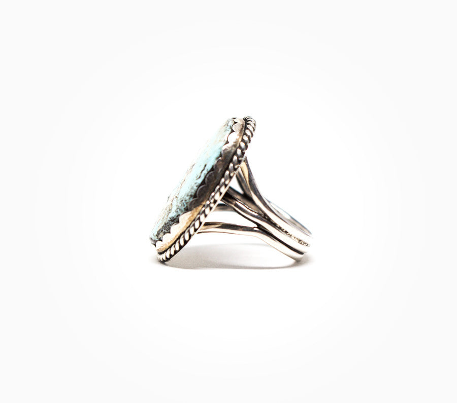 Faithful Ring - Women's Turquoise and Silver Jewelry