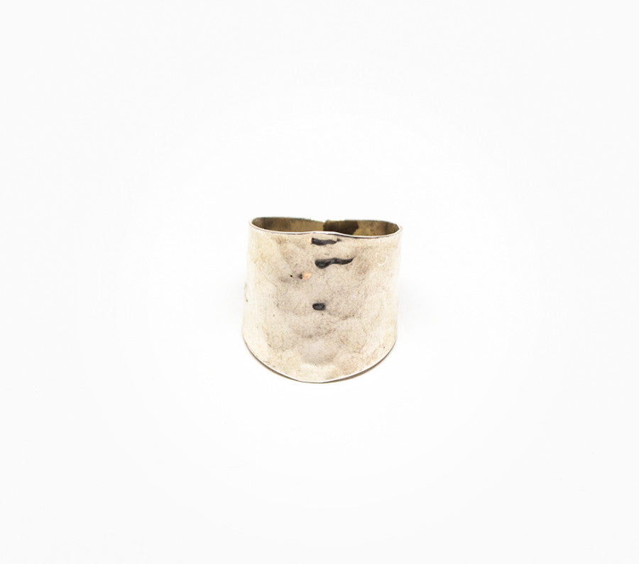 Minimalist Ring - Women's Silver Jewelry