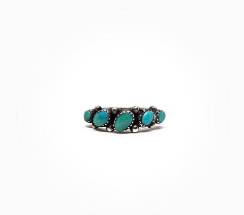 Raindrops Vintage Ring