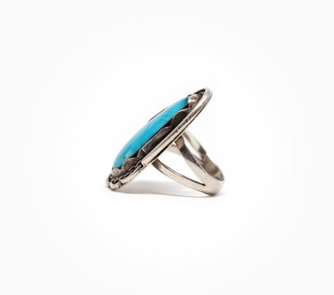 Devotion Vintage Ring - Vintage Women's Jewelry