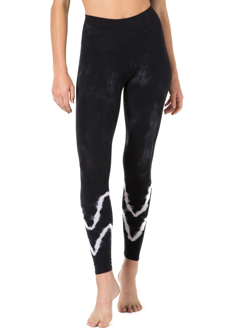 Electric Rose Suset Leggings