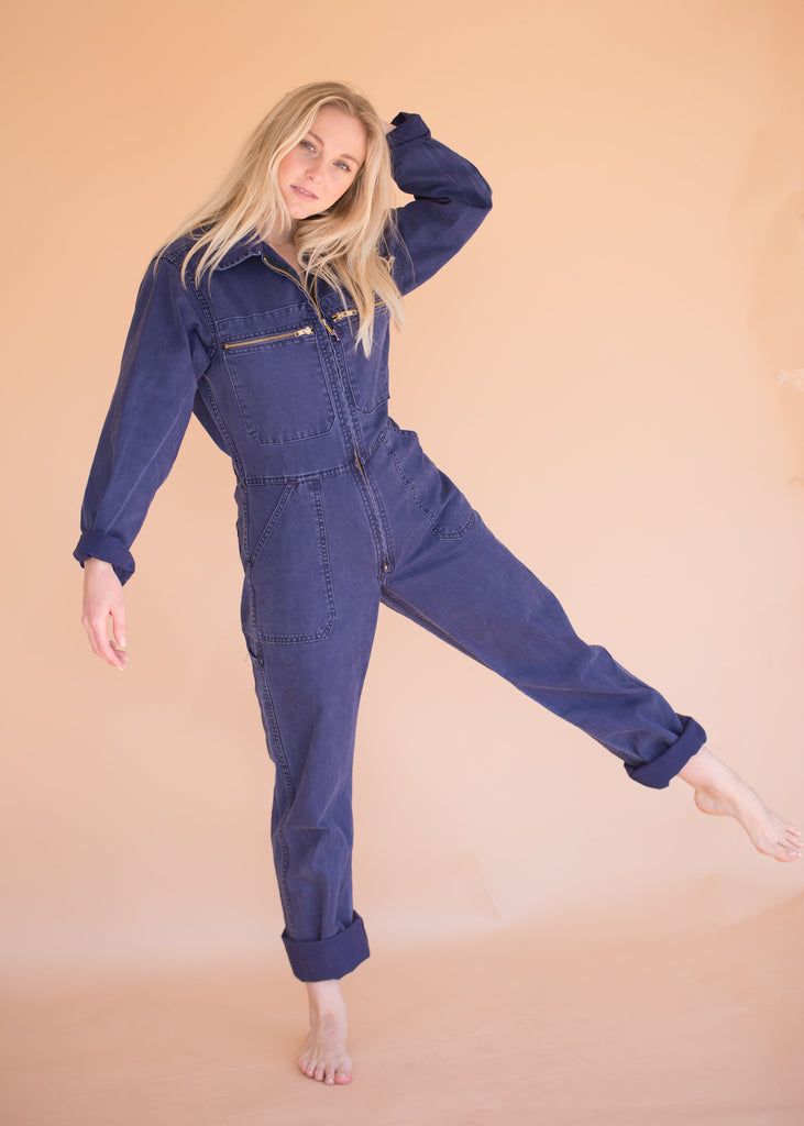Vintage Mechanics Suit - Vintage Jumpsuit