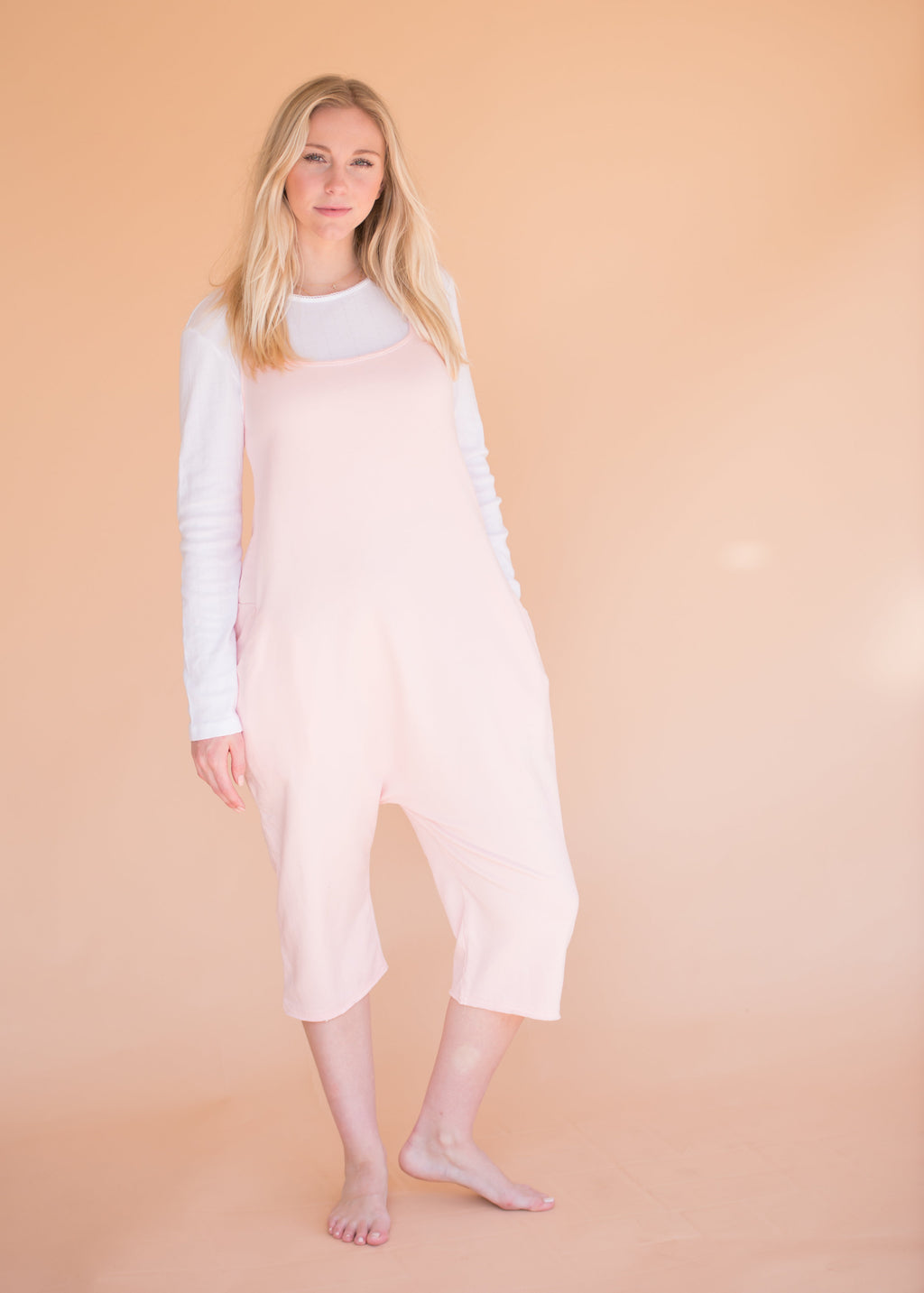 Women's Cotton One Piece Jumper