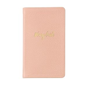 GRAPHIC IMAGE | Passport Holder | Pink Python Leather