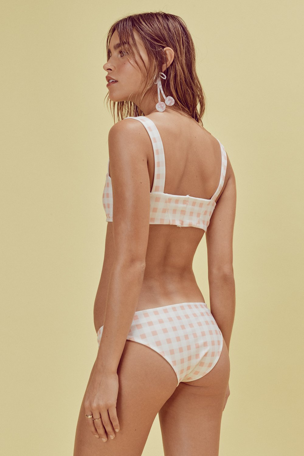 For Love and Lemons Bonnie Bikini Bottom