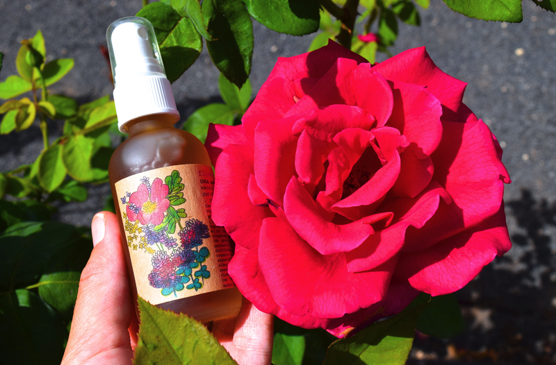 Flower Music Mist - Face Toner Spray