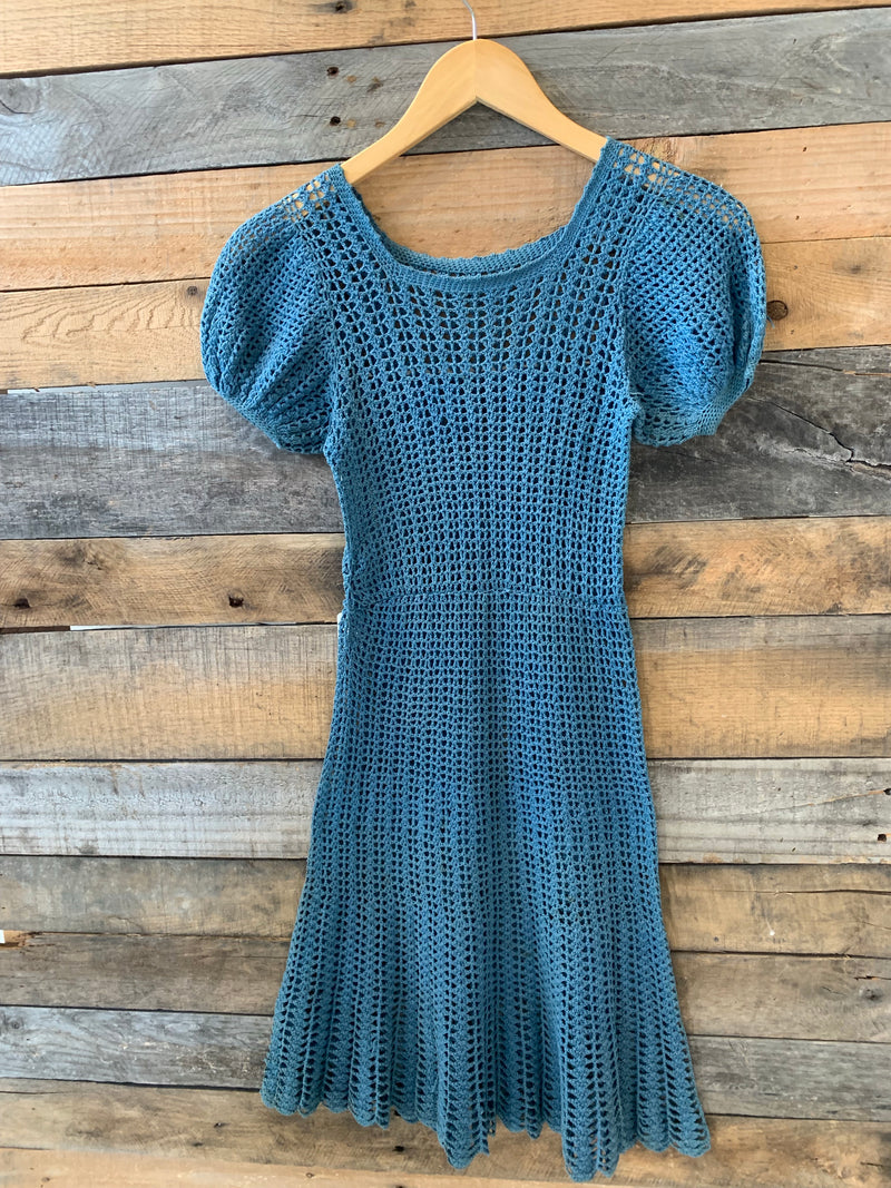 Vintage Woven Top