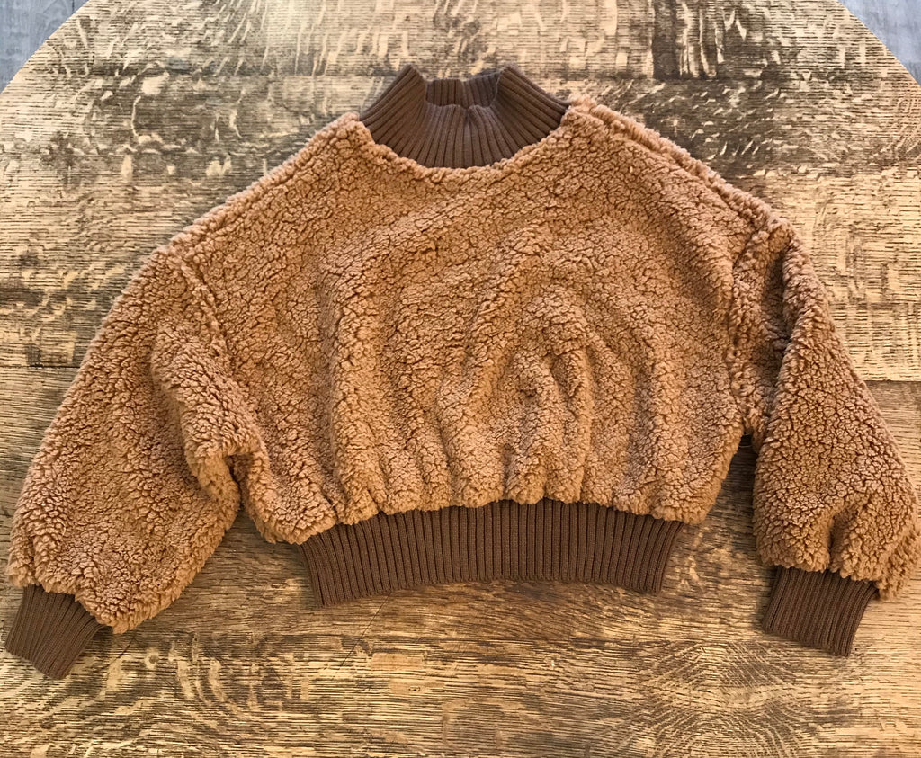 THINKABLE Teddy Sweater