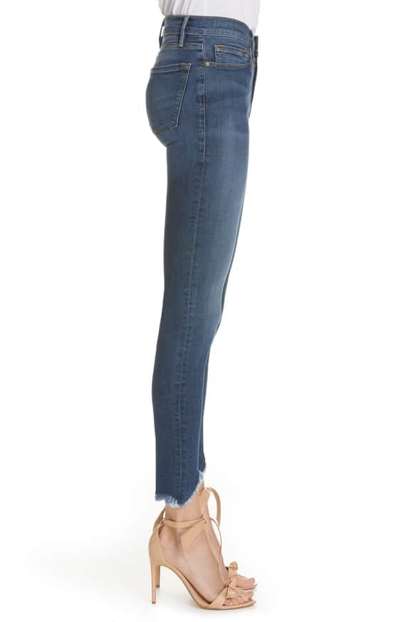 Frame Jeans Le High Skinny Jeans