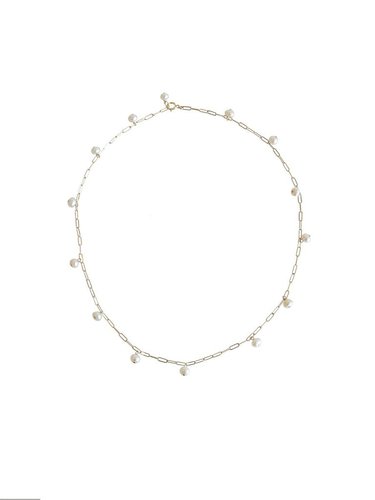 Vista pearl necklace