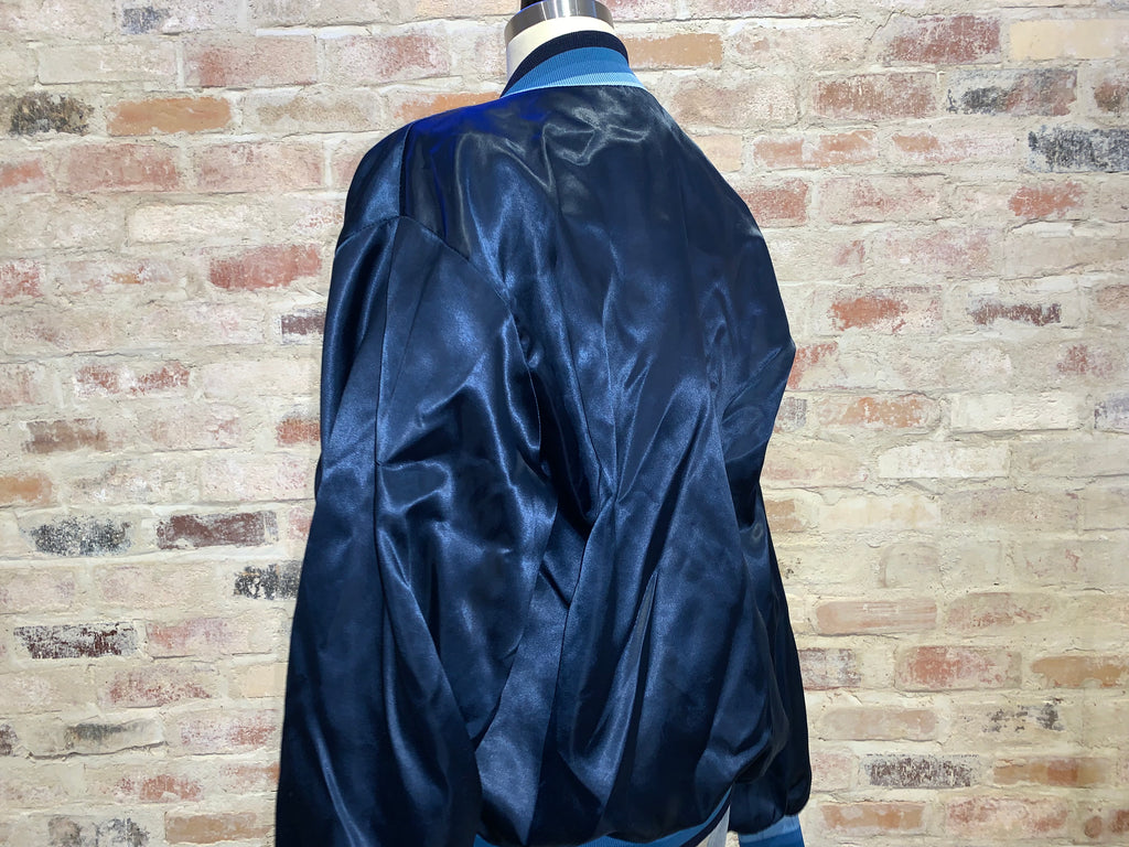 Vintage Good Year Official Racing Jacket Navy
