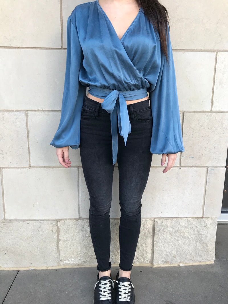 Frame Jeans Le High Skinny Crop