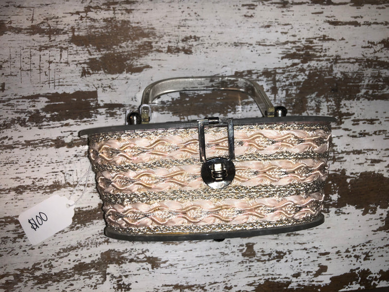 Little Lucile Box Purse